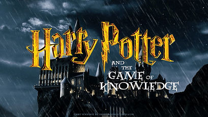 Harry Potter and the Game of Knowledge