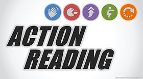 Action Reading ESL EFL foreign language game