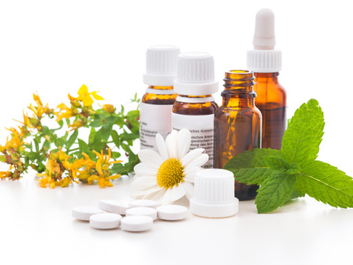 Supplements, Herbs, and Essential Oils for Mental Health