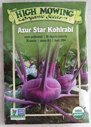 Kohlrabi Azure Star
