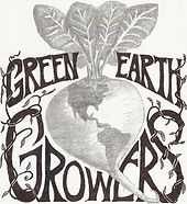 green earth growers log