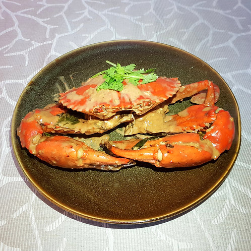 Butter Milk Flavoured Crab