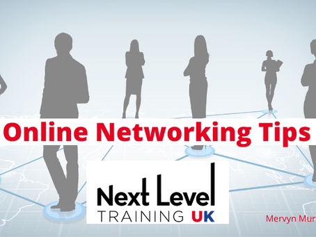 5 On-line Networking Tips