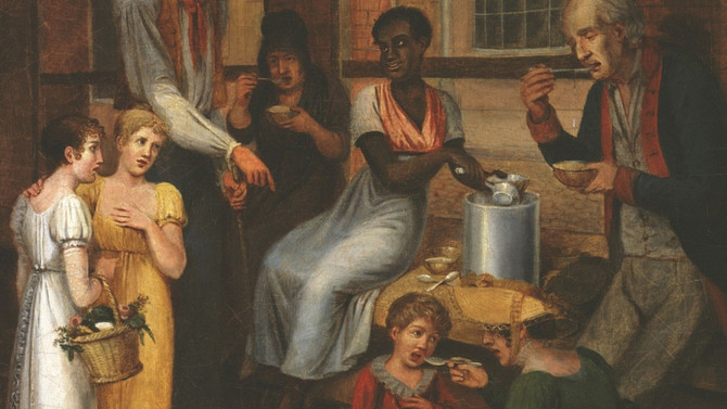 The Philadelphia Foodizen: The Most Famous Soup You've Never Heard Of