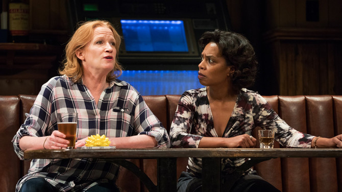 "Lynn Nottage's ""Sweat"" Nominated for Tony Award"