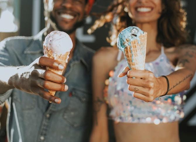 The Philadelphia Foodizen: How Philly Invented Ice Cream