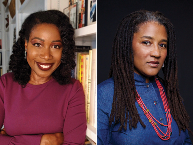 Lynn Nottage & Isabel Wilkerson in Conversation at BAM