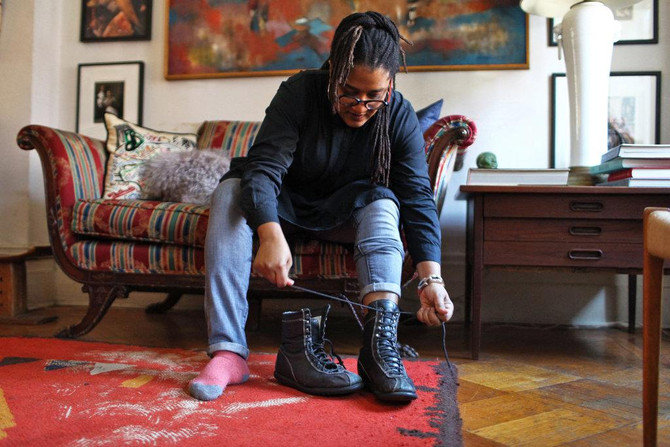 "NY Times feature: ""How Lynn Nottage, Playwright, Spends Her Sundays"""