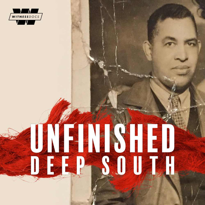 """Unfinished: Deep South"" Out Today"