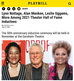 Lynn Nottage Inducted into Theater Hall of Fame