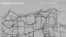 Visit Unfinished: Deep South for more about the podcast!