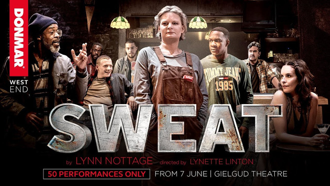 "Lynn Nottage's ""Sweat"" Moves to West End"