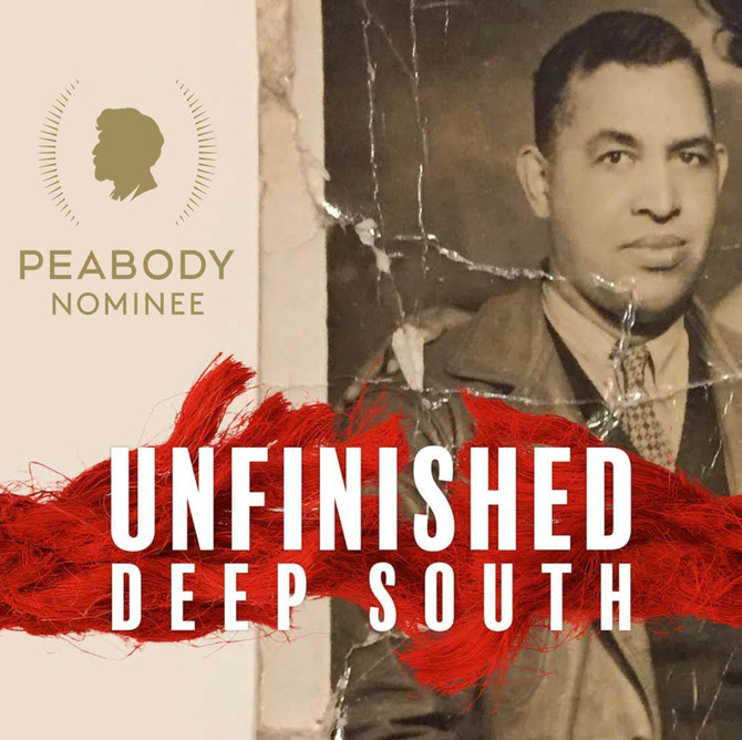 """Unfinished: Deep South"" Nominated for Peabody Award"