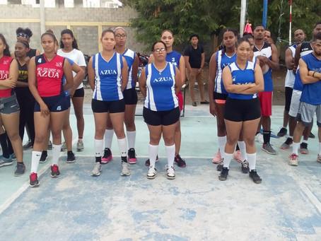 Cuadrangular de Voleibol en la categoría juvenil, ramas Masculina y Femenina