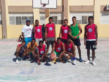 Encuentro de Baloncesto en las categorías infantil y juvenil, rama Masculina