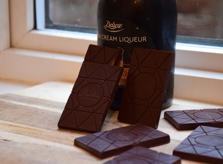 From our lab: Irish cream chocolate