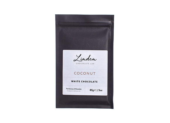 Coconut - White Chocolate | Linden Chocolate Lab