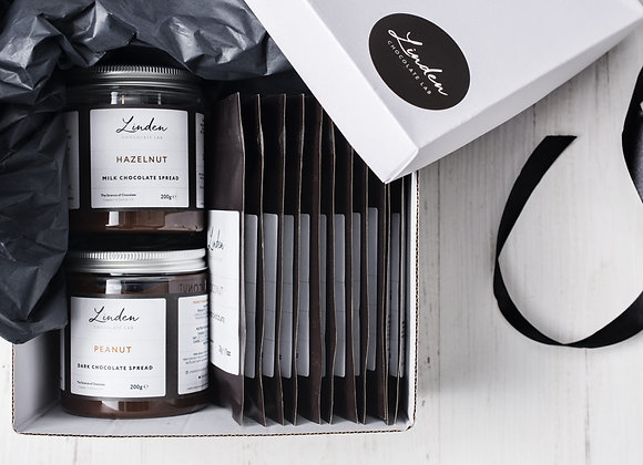 The Chocolate Tastings - Gift Boxes | Linden Chocolate Lab
