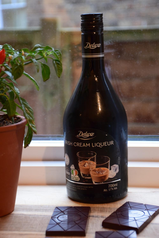 Irish cream infused chocolate bars | Linden Chocolate Lab