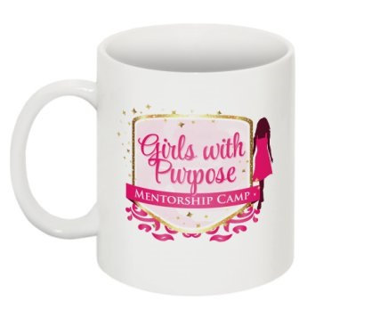 Girls with Purpose Mug