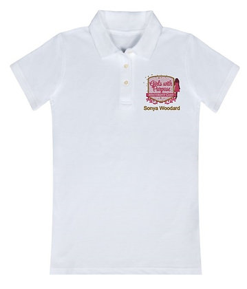 Girls with Purpose Polo Shirt for Mentor/Volunteer