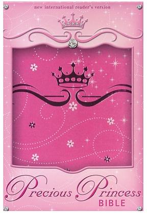 NIrV Precious Princess Bible
