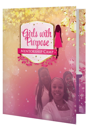 Girls With Purpose Folder