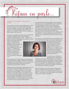 Nathalie Valcourt - Juin 2020