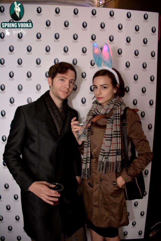 2014 White Rabbit Xmas Spring Vodka Party 白兔派對
