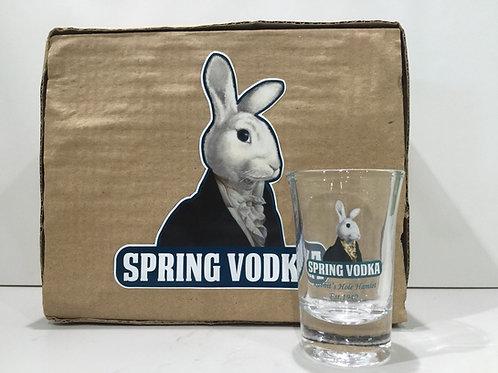 SpringVodkaShotGlass(兔兔shot 杯)