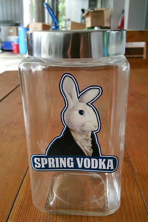 Spring Vodka 酒甕