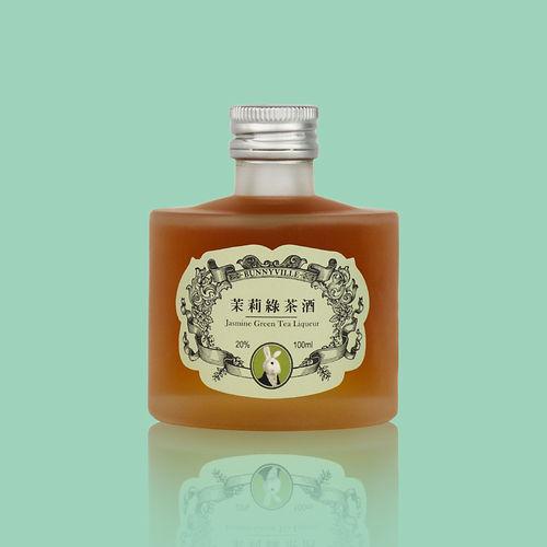 迷你兔兔-茉莉綠茶酒