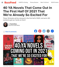 """""""Why we're excited: An epic-sounding Jamaican-inspired YA fantasy? SIGN US UP. """""""