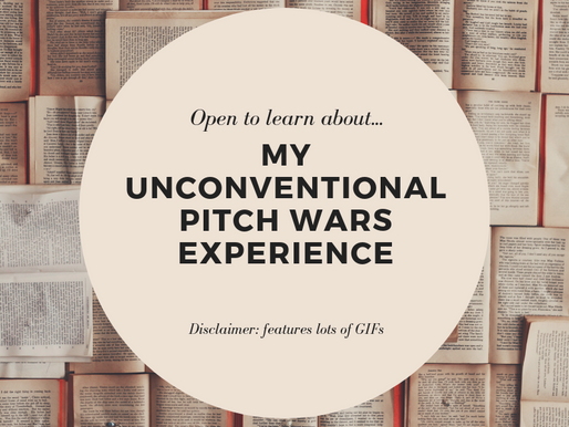 An Unconventional Pitch Wars Experience