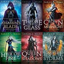 Review: Throne of Glass Series