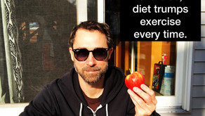 Diet Trumps Exercise