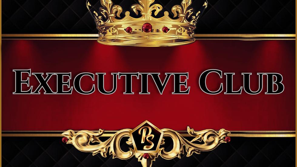 Executive Club Annual Membership (ONE YEAR)