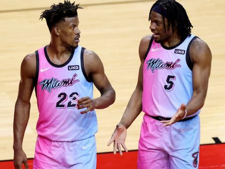 Jimmy Butler has triple-double, leads Heat past Rockets