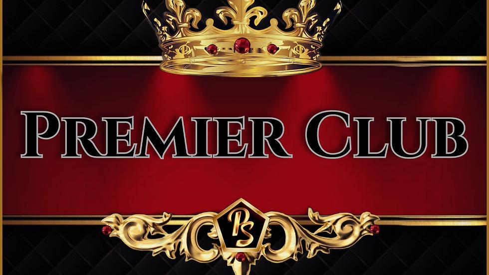 Premier Club Membership (ONE MONTH)