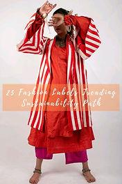 Environmental Responsibility - 25 Indian Fashion Labels Treading Sustainability Path