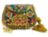 Shell Mosaic Bag
