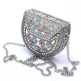 Metal Clutch Box