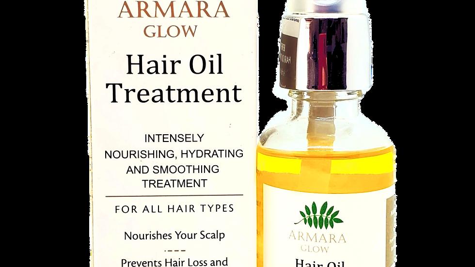 100% Organic Hair Oil Treatment