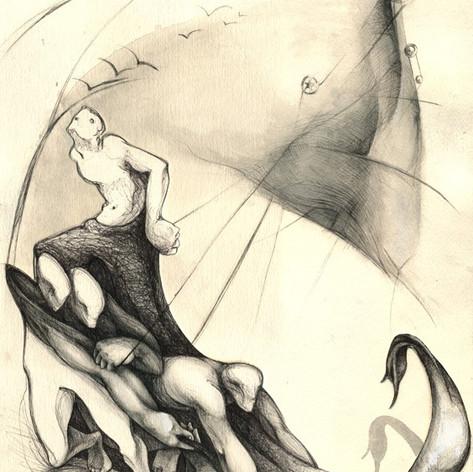 Manifesto dello spettacolo «Le Argonautiche», regia Domenico Castaldo, Labperm, 2001