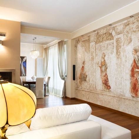 Residenza privata, Cambiano (Torino)