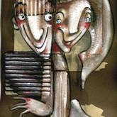 Circhiolume, illustrazione per compagnia di teatro, Torino