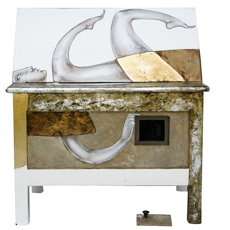 Tavolino-madia
