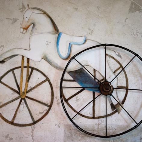 Cavallino a ruote