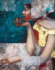 La pensatrice, Palazz Lomellini, Carmagola