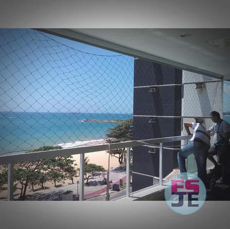 Fechamento de Varanda - Praia de Itaparica - Vila Velha/ES